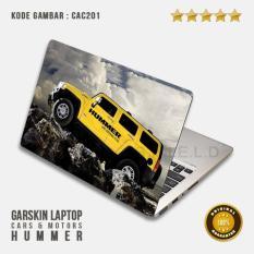 Garskin / Skin / Cover / Stiker Laptop - Ca Cab Hummer Car 1