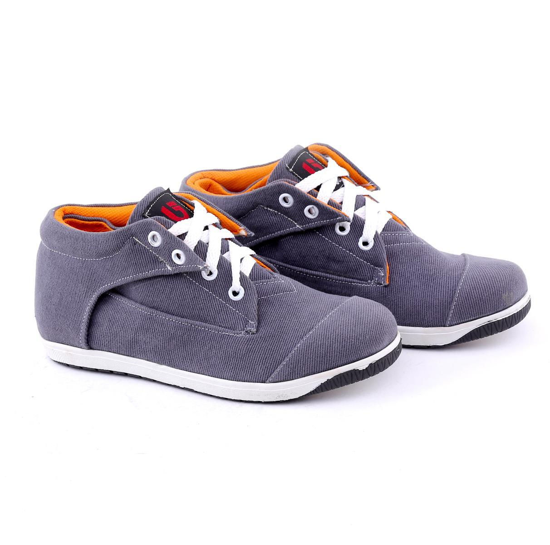 Toko Garucci Sepatu Kasual Sneaker Anak Laki Laki Gak 9081 Grey Murah Di Jawa Barat