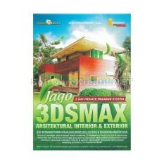 Garuda Media CD Video Tutorial Jago 3DS MAX Arsitektural Interior Dan Exterior – Teknik Visualisasi Modeling, Lighting Dan Rendering Arsitektural