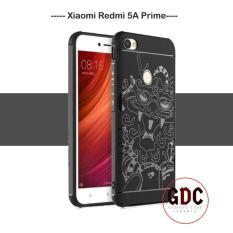 Case Xiaomi Redmi Note 5A Prime Cocose Dragon Original - Hitam