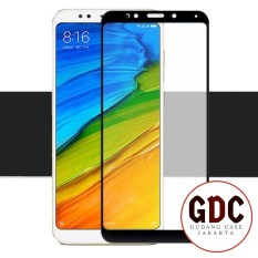 GDC Full Cover Tempered Glass Warna Screen Protector for Xiaomi Mi A1 / Mi 5X - BlackIDR29000. Rp 29.000