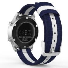 Jual Gear S3 Gelang Jam Fine Tenun Nilon Bisa Disesuaikan Penggantian Band Tali Olahraga Untuk Gear S3 Frontier S3 Classic Gar Min Vivomove Intl Oem Ori