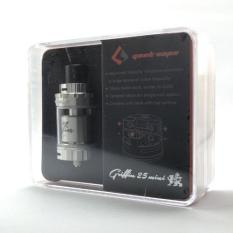 Ulasan Tentang Geekvape Rta Griffin 25 Mini Authentic Ss