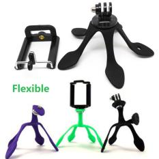 Gekkopod Mini Tripod Mount GoPro Action Camera - Flexible Stand/Holder