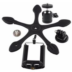 Harga Gekkopod V2 Mini Flexipod Universal Holder Untuk Camera Smartphone Ipad Tab Black Asli Oem