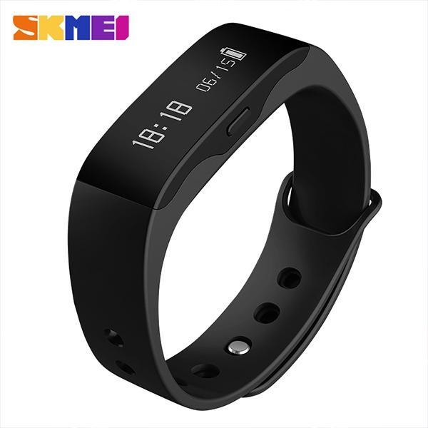 Jual Cepat Gelang Oled Smartwatch Fitness Notification Jam Tangan Pria Wanita Skmei L28T