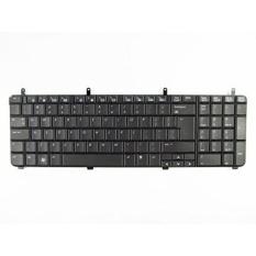 Keyboard Baru Generik untuk HP Pavilion DV7-2100 DV7-2200 DV7-2000 Dv7-3000 Matte Black-Intl