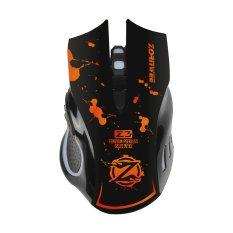 Jual Generic Optical Mouse Zornwee Gaming Death Lamp Z3 Black Original
