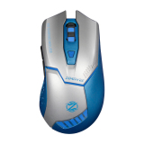 Toko Unique Optical Mouse Kabel Gaming Untuk Pc Laptop The Force Awakens Zornwee Z1 Grey Termurah Jawa Barat