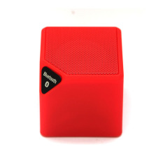 Review Toko Generic Portable Speaker Bluetooth Xbox X3 Mini Merah
