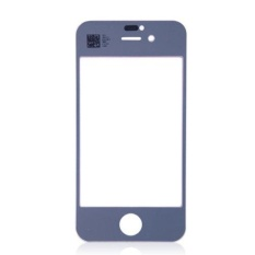 Generic Replacement Front Glass For Iphone 4/4S/4 CDMA GSM (Purple) - intl