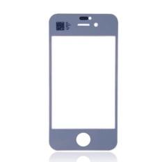 Generik Penggantian Kaca Depan untuk IPhone 4/4 S/4 CDMA GSM (Rose)-Intl