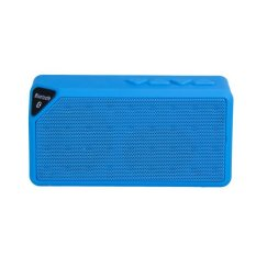 Generic Speaker Bluetooth X Box X3 Biru Generic Diskon 40