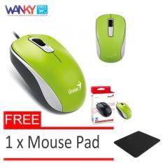 Toko Genius Mouse Usb Dx 110 Gratis Mouse Pad Dekat Sini
