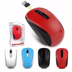 Jual Genius Nx 7005 Mouse Wireless Original Merah Termurah