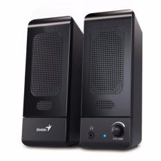 Harga Genius Sp U120 Multimedia Speaker Usb Original With Volume Control Hitam Genius Asli