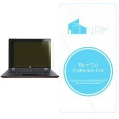 Genpm Biru-Cut Film Perlindungan untuk Apple New Macbook Pro 13 Letina Haswell Layar Laptop