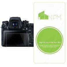 GENPM High Glossy Olympus TOUGH TG-4 Pelindung Layar Kamera-Intl