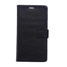 Kulit Asli Case Cover Dompet Slot Kartu dengan Penutupan Magnetik untuk Huawei NOVA PLUS-Intl