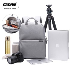 Review Toko Genuine Caden Waterproof Shockproof Dslr Camera Bag Photography Video Backpack Leisure Shoulder Bag Digital Camera Case For Nikon Canon Sony Pentax Sony Camera With Rain Cover Intl