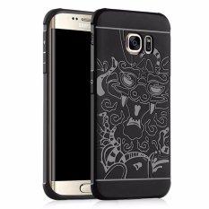 Beli Gerai Case Tpu Dragon Back Cover Silikon Original For Samsung Galaxy S6 Edge Black Online Terpercaya