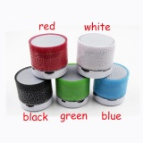 Spek Getek Vibrant Retak Bluetooth Speaker Baru Mini Portable Mobil Led Subwoofer U Disk Kartu Musik Universal Intl Getek
