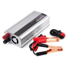 Hadiah 1500 W Mobil DC 12 V For AC 220 V Power Inverter Charger Converter For Elektronik