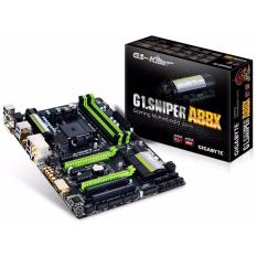 Gigabyte Motherboard G1 Sniper A88X - Socket A88X [Hitam]
