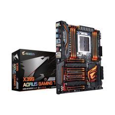 Gigabyte Motherboard X399 Aorus Gaming 7 - Socket Ryzen Threadripper - Hitam