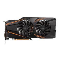 Gigabyte VGA GV-N1070WF2OC-8GD - Nvidia GTX 1070 Windforce OC 8GB - Hitam