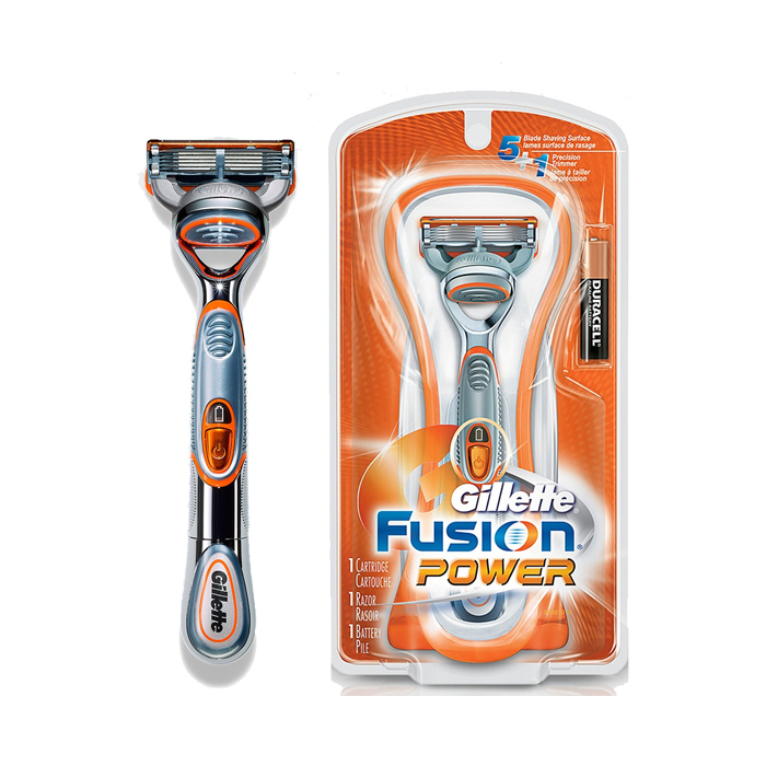 Beli Gillette Fusion Power Razor 1Up