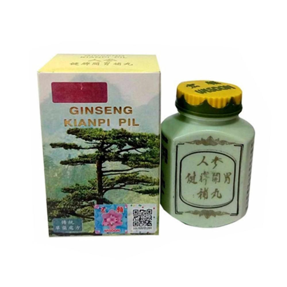 Beli Ginseng Kianpi Pil Original Obat Herbal Penggemuk Badan 60 Kapsul 1 Pcs Online Terpercaya