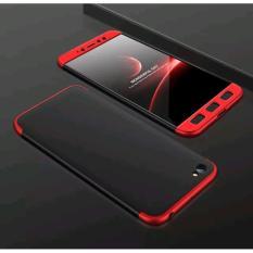 Jual Gkk Hardcase 360 For Xiaomi Redmi 5A New Full Body Protection Baby Skin Cover Hitam List Merah Baru
