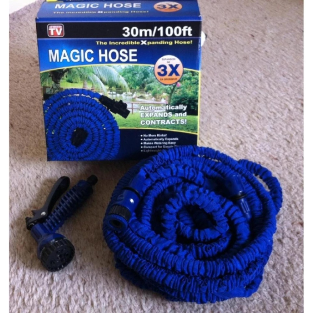 Beli Gladyzthashop Magic X Hose Auto Expandable 30 M Selang Air Fleksibel Praktis Dan Unik Seken