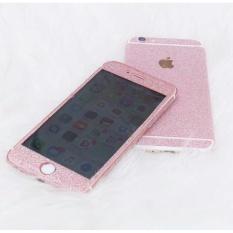 Glitter Skin Case For Oppo F3 - Baby Pink