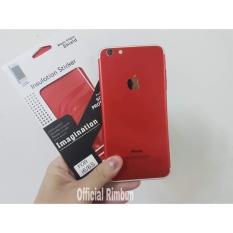 Glitter Skin Case iPhone 6 Plus / 6s Plus - RED