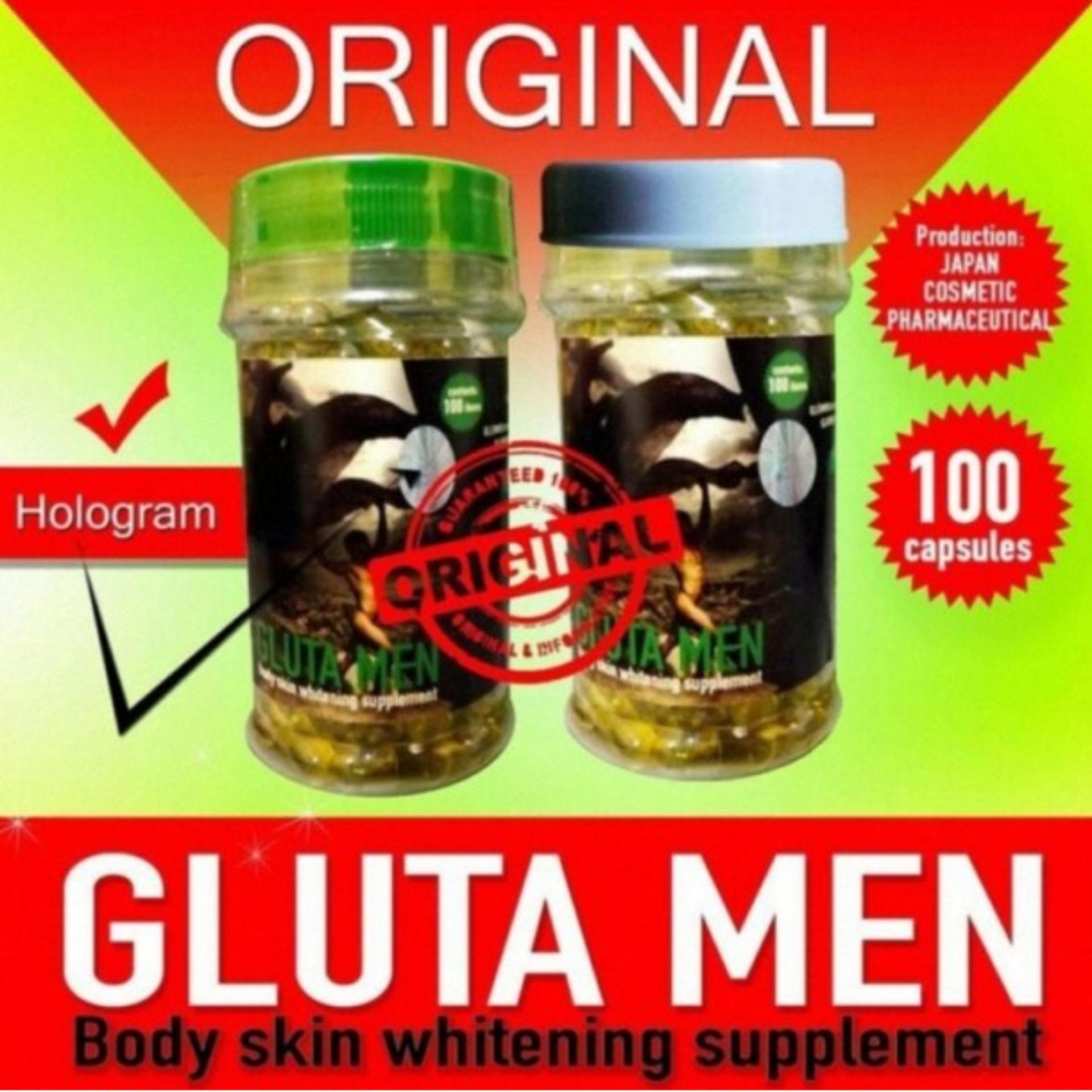 Glutamen Anti Aging Khusus Pria 100 Kapsul Gluta Men Asthin Force Stemcell Di Jawa Barat
