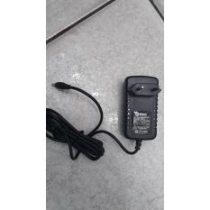GMC 0916 AC DC cas charger TV asli original ADAPTOR DVD PORTABLE GMC ASLI