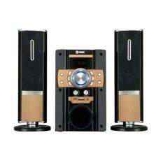 GMC 885S Bluetooth Speaker Aktif (Garansi Resmi GMC)Gold