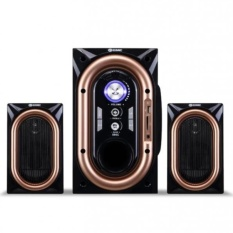 Jual Beli Online Gmc 886C Speaker Multimedia Bluetooth Port Usb Hitam