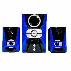 GMC 886G Audio Multimedia Speaker  2.1 Bluetooth