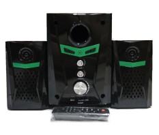 GMC 888D1 Multimedia Speaker Subwoofer - Hitam