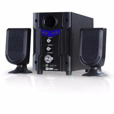 Beli Gmc 888D2 Audio Multimedia Speaker 2 1 Biru Gmc Indonesia Murah