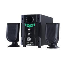 GMC 888D2 Multimedia Speaker Aktif (Garansi Resmi gmc) - Green
