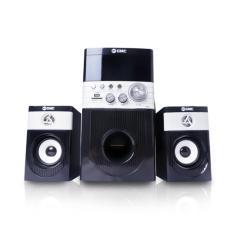 GMC 888Q Speaker (AV in, SD Card, USB) Putih - Khusus JABODETABEK
