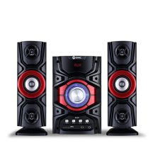 GMC 889D Speaker Aktif - Bluetooth Connection - Merah