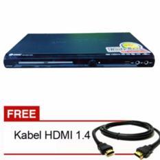 Toko Gmc Bm 088 B Bonus Kabel Hdmi Dvd Player Hdmi Karaoke Alat Pemutar Kaset Cd Dvd Vcd Mp3 Mp4 Online Dki Jakarta
