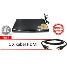GMC DVD Player HDMI - Full HD 1080p ( Premium Optical Edition )