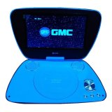 Review Pada Gmc Dvd Portable Tv 7 Divx 808Q