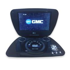 GMC DVD PORTABLE + TV 7